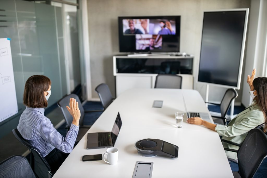 video conferencing integrated solutions