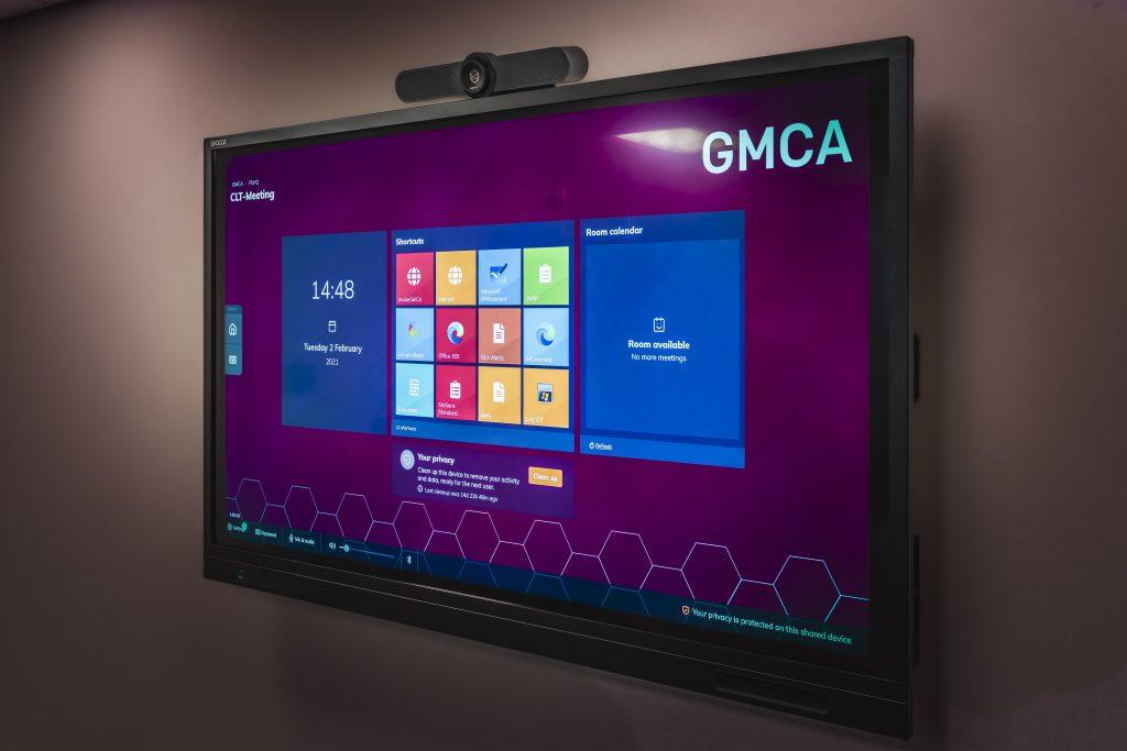 GMCA Screen